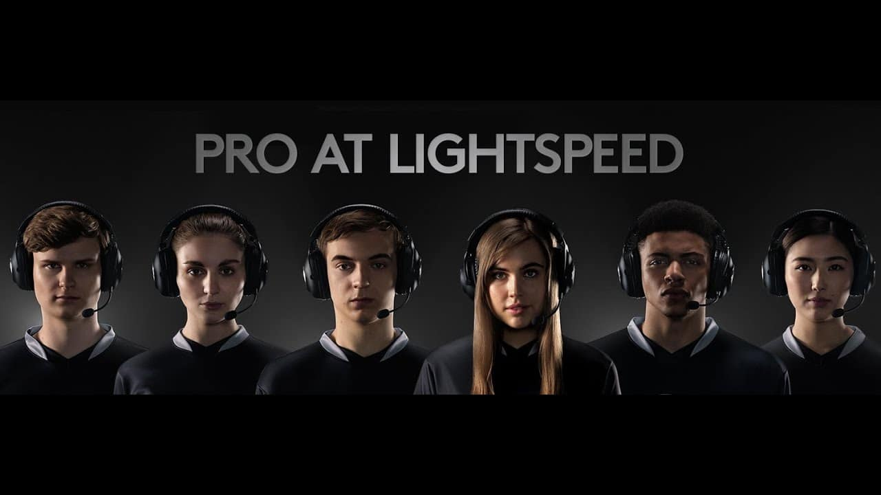 Introducing the PRO X Wireless LIGHTSPEED Gaming Headset - YouTube
