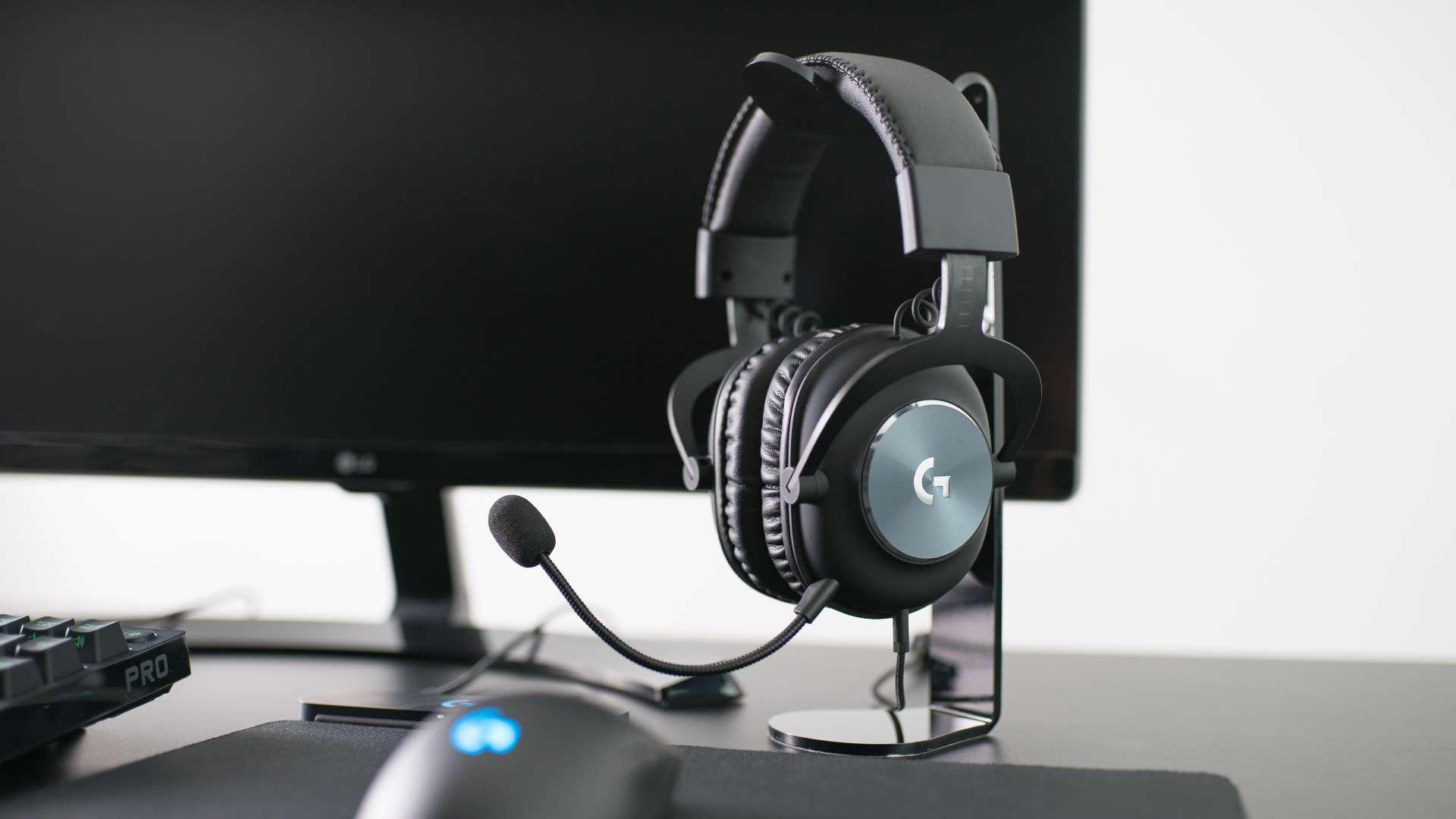 Logitech G Pro X gaming headset review: smart mic tech for ...