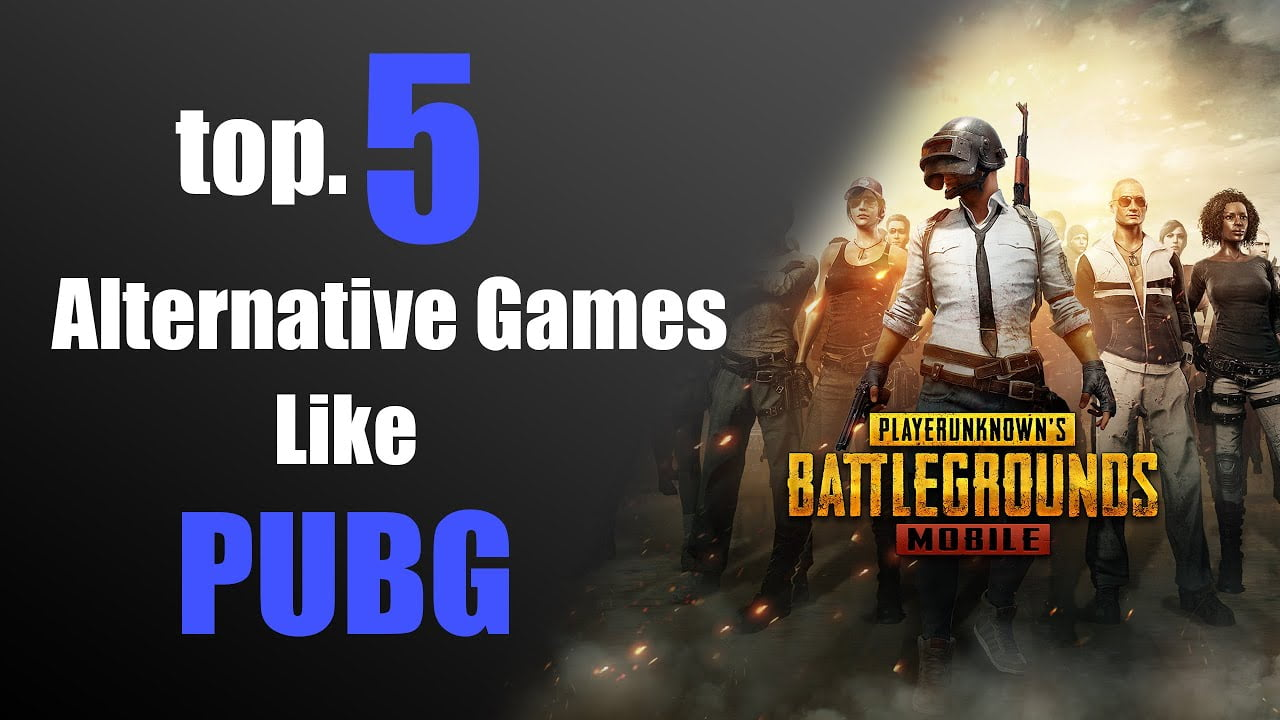 5 best alternatives to PUBG Mobile in India