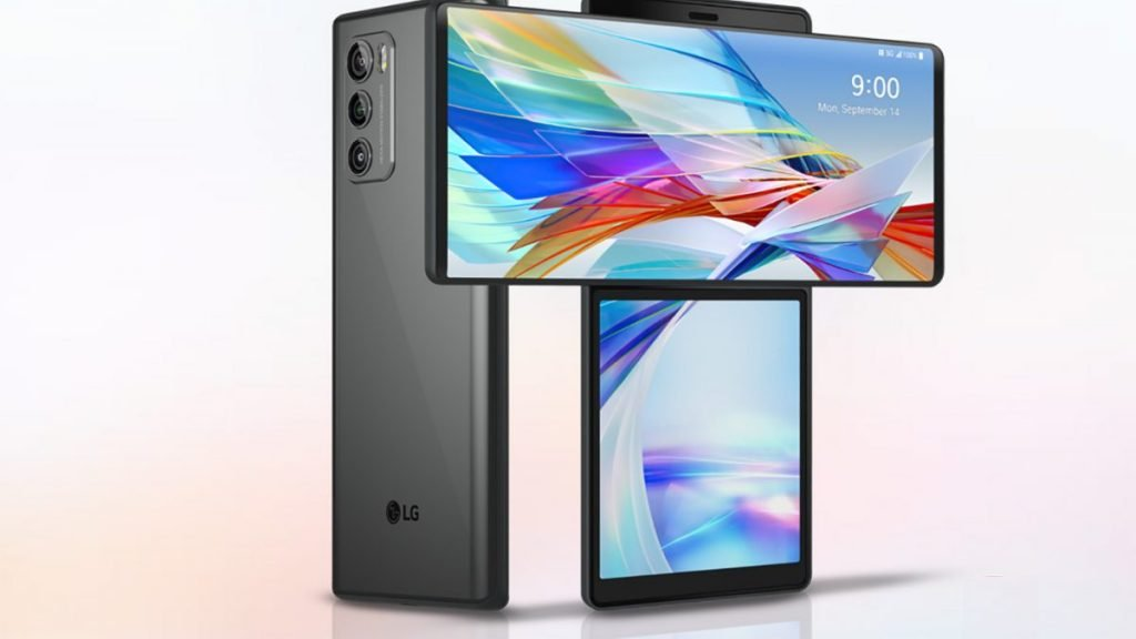 LG Wing for $1,000 when it launches on October 15.