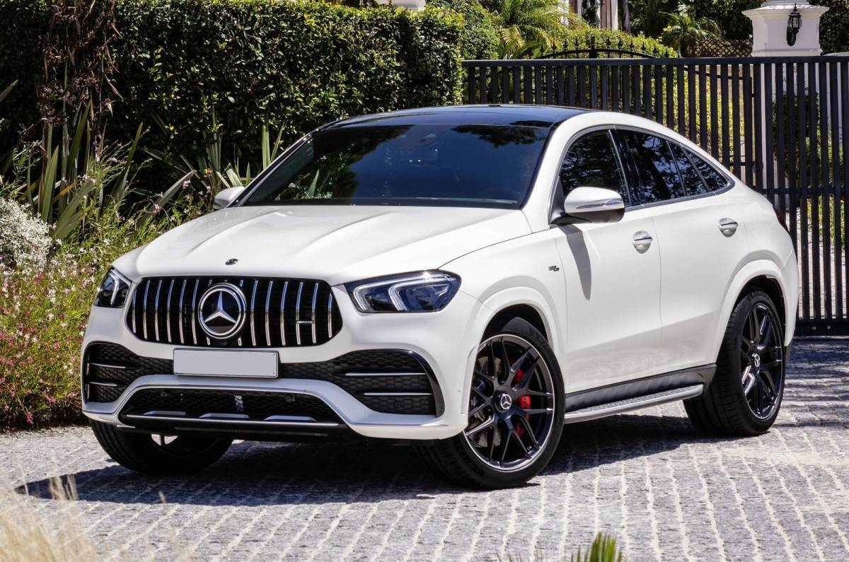 Mercedes-AMG GLE 53 Coupe bookings open
