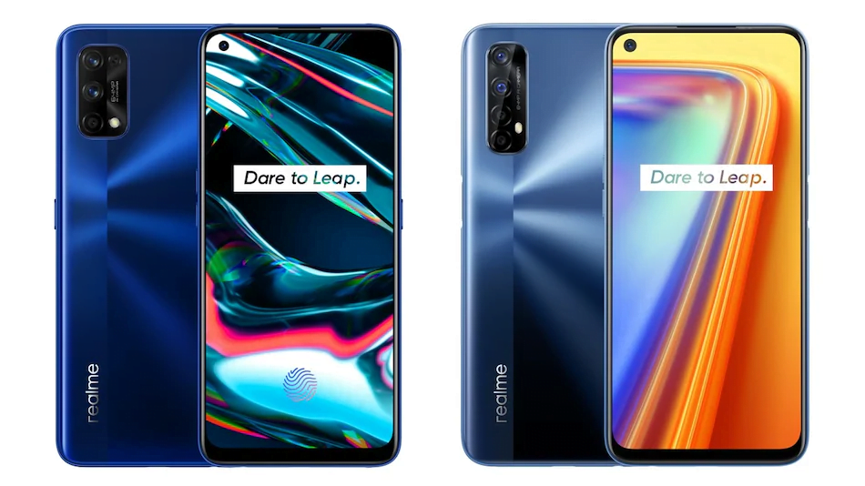 Realme 7 First Sale Saw More Than 1.8 Lakh Units Sold