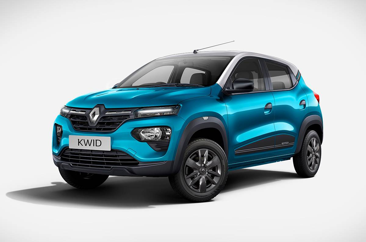 Renault Kwid Neotech edition prices start at Rs 4.30 lakh