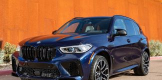BMW X5 M Competition launched at Rs 1.95 crore