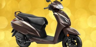 New Honda Activa 6G 20th Anniversary Edition launched in India