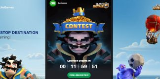 JioGames Clash Royale Tournament to Start From November 28