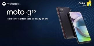 Moto G 5G Launched in India With 5000mAh Battery