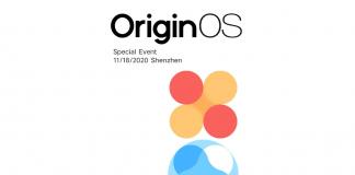 Vivo will unveil its new OriginOS on November 18