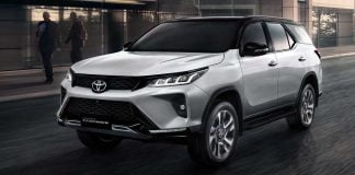 Toyota Fortuner Legender coming in early 2021