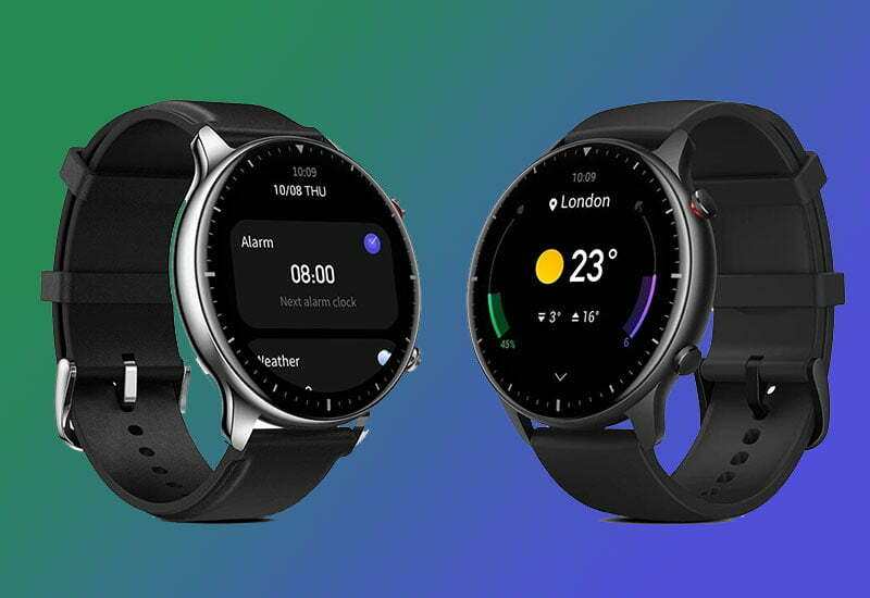 Amazfit GTR 2 Smartwatch Pre-Order Begins Ahead of Launch in India