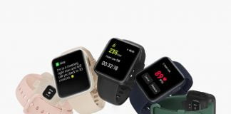 Mi Watch Lite With Built-In GPS, 120+ Watch Faces Launched
