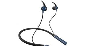 Portronics Harmonics 300 wireless sports neckband has been launched in India