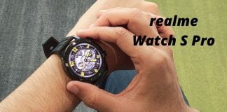 Realme Watch S Pro Realme Watch S India Launch Teased